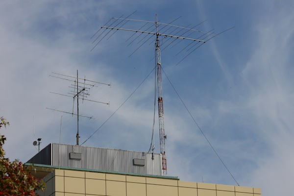 DF0UK Antennen